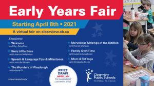 Early Years Fair @ Online